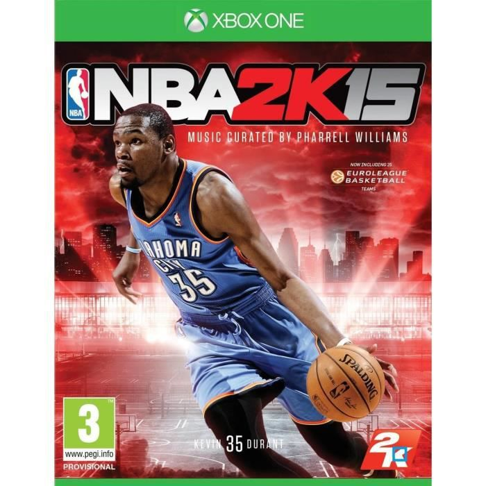 NBA 2K15 Jeu Xbox One