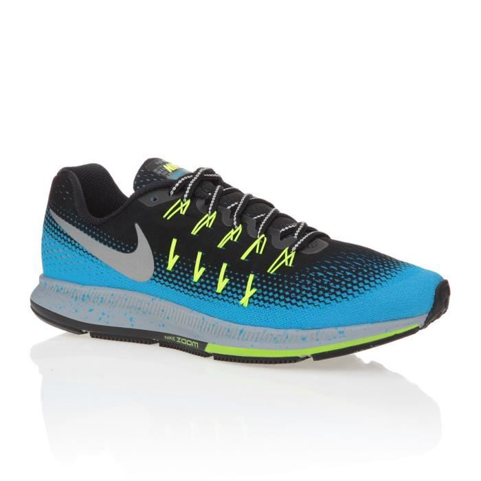 new style 66f75 aed16 NIKE Chaussures de running Air Zoom Pegasus 33 Shield Homme