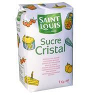 ST LOUIS Sucre cristal 1kg