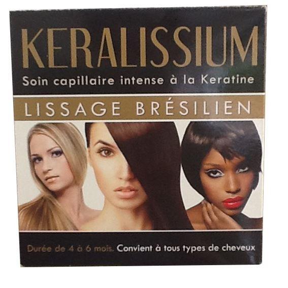 Keralissium - Lissage Brésilien …