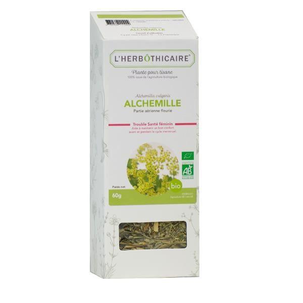 L'Herbôthicaire Tisane Alchemille Bio 60g