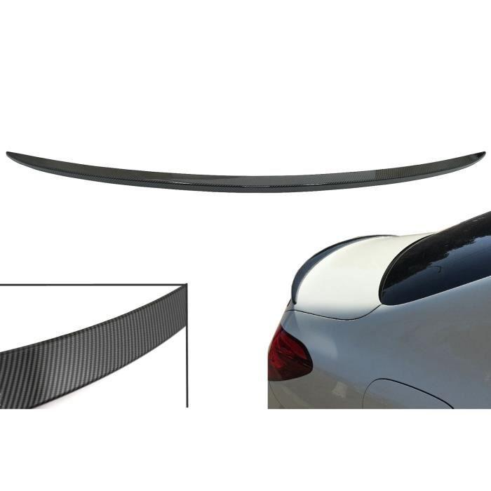 Aileron de coffre pour Mercedes Classe C W205 2014-2020 Carbone Look