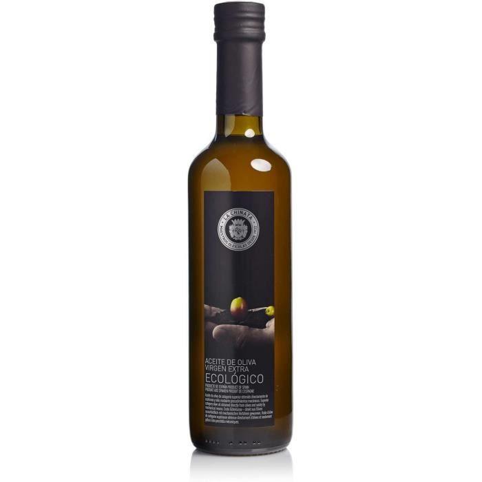 Huile d'Olive Vierge Extra 'Écologique' (Verre 500 ml)