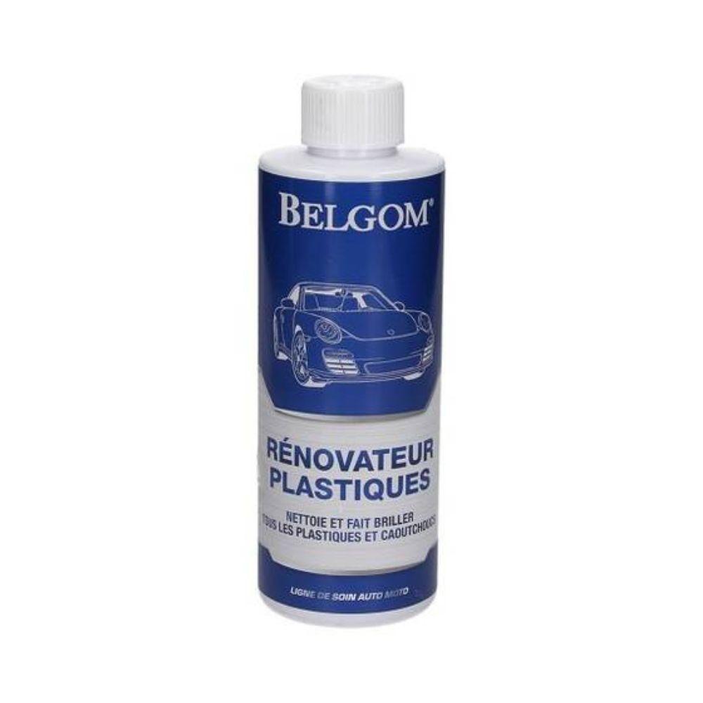 Belgom rénovateur plastiques spécial intérieur et extérieur 500CC BELGOM 050500