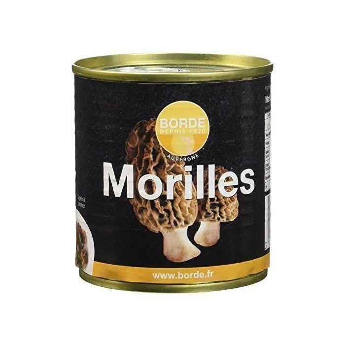 Borde Morilles en Conserve Boîte - 95g