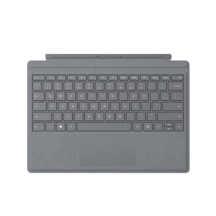 Microsoft Type Cover Surface Pro Platine