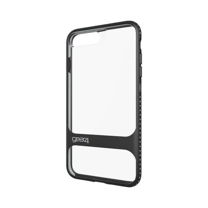GEAR4 D3O Soho Coque - iPhone 7 Plus - Noir