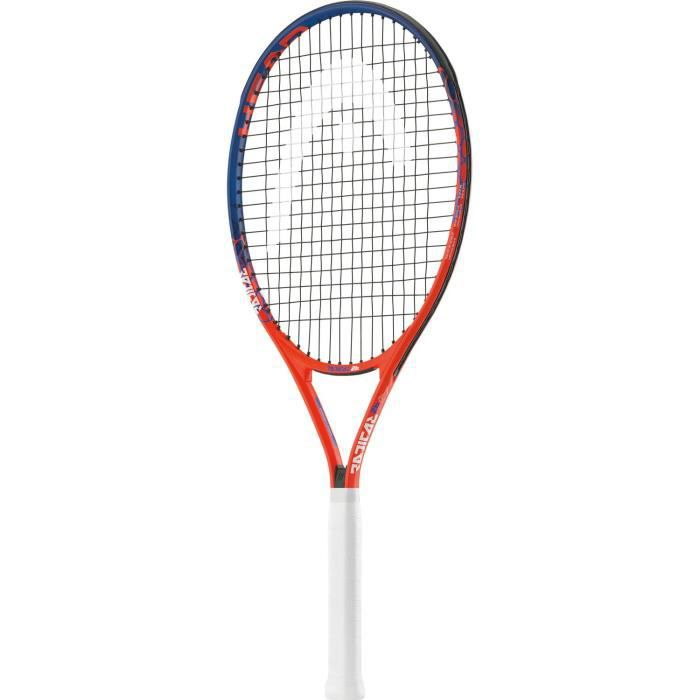 HEAD Radical 26 Raquette de Tennis Enfant, Orange-Bleu