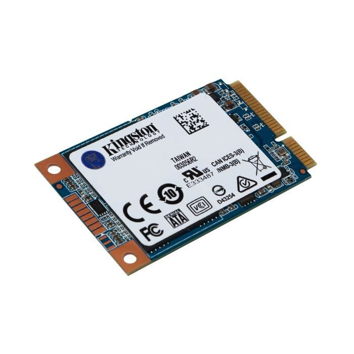 KINGSTON Mémoire PC 240Go SSD - UV500 mSATA