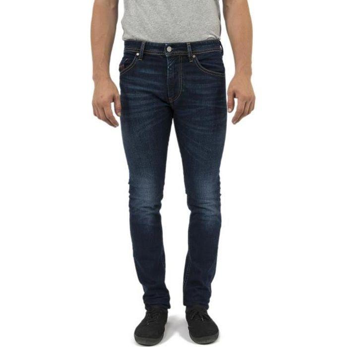 jeans diesel 00sw1 thommer bleu