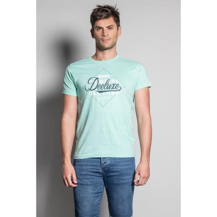 DEELUXE T-shirt à logo PAINAPO Almond
