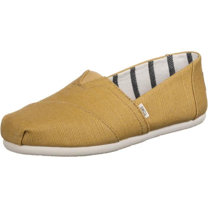 TOMS Canvas Classics chaussures CHAUSSURES - ACCESSOIRES>CHAUSSURES DETENTE>ESPADRILLE