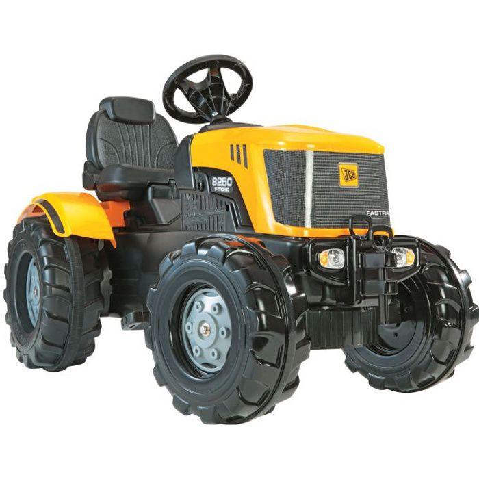 Tracteur à pédales JCB 8250 V-TRONIC Série Rolly …