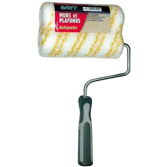 Rouleau + manchon anti-goutte - 180 mm