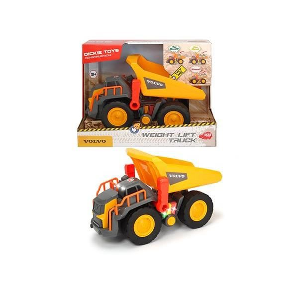 Volvo Camion Construction DICKIE 30cm