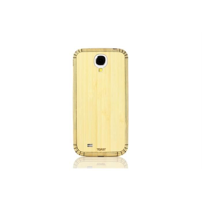 TOAST Coque de protection pour Samsung s4 android - Bamboo
