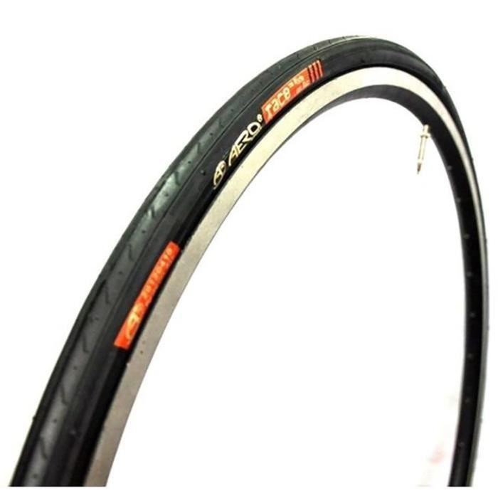 Vittoria rubino g rigide vélo pneu 700 23 vélo de route cycle pneu jaune