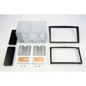 Kit 2din opel astra h ap04 noir achat vente for Astra h tablet install