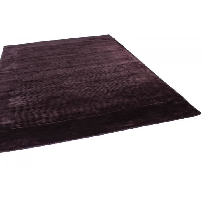 allotapis tapis design uni pourpre alvin 160x230cm. Black Bedroom Furniture Sets. Home Design Ideas