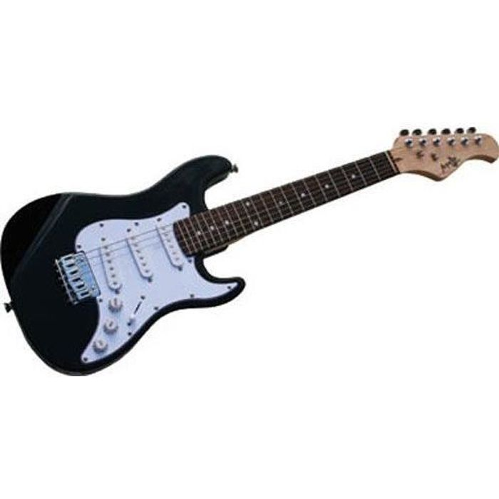 guitare electrique type stratocaster accessoires pas. Black Bedroom Furniture Sets. Home Design Ideas