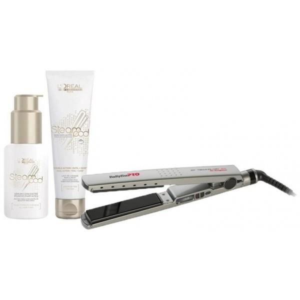 FER A LISSER Pack Lisseur The Straightener 2091EPE cheveux fins