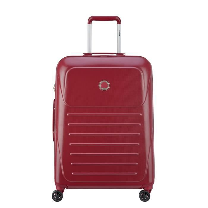 VALISE - BAGAGE DELSEY Valise Trolley 66 cm Munia 4 Doubles Roues