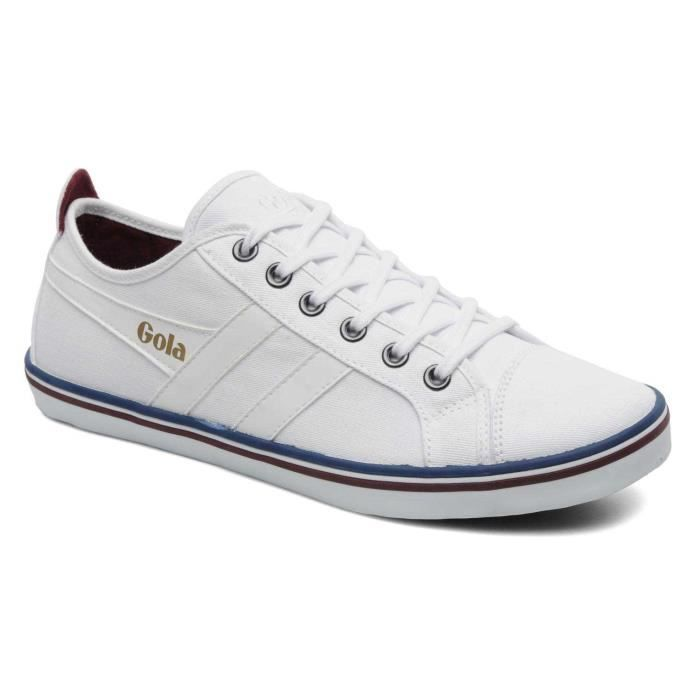 Chaussure Basse Gola Orion White/ White Homme Pointure 41