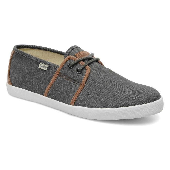 Chaussure Basse Gola Caldwell Grey Denim Homme Pointure 40