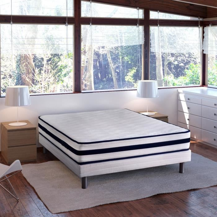 matelas 140 x 200 matelas a prix bas en destockage matelas pas cher 140x200 my blog beau. Black Bedroom Furniture Sets. Home Design Ideas