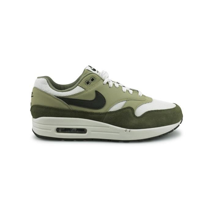 sports shoes 70bbb d982a Basket Nike Air Max 1 Olive Ah8145-201