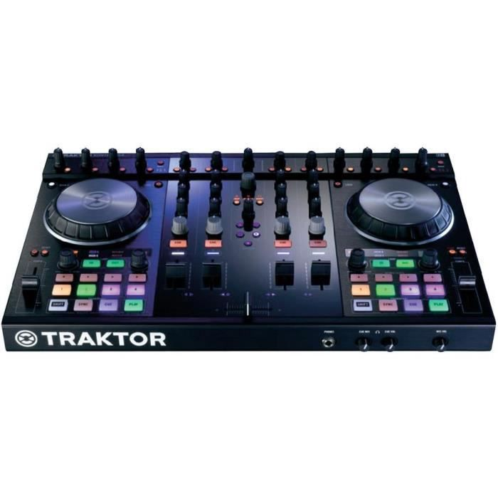 contr leur dj native instruments kontrol s4 mk2 dmx et. Black Bedroom Furniture Sets. Home Design Ideas