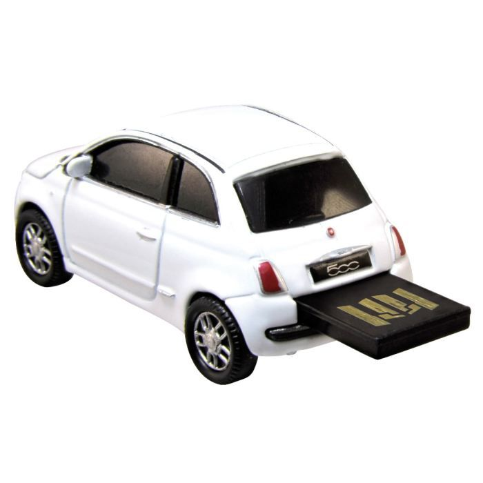 cl usb 4 gb flash fiat 500 achat vente d coration. Black Bedroom Furniture Sets. Home Design Ideas