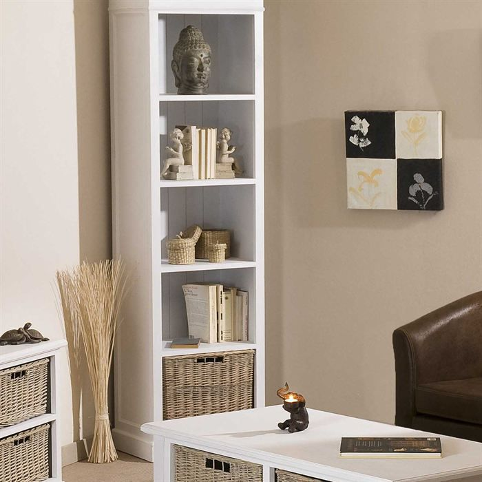 nimes etag re biblioth que 4 cases 1 tiroir achat vente biblioth que nimes biblioth que 4. Black Bedroom Furniture Sets. Home Design Ideas