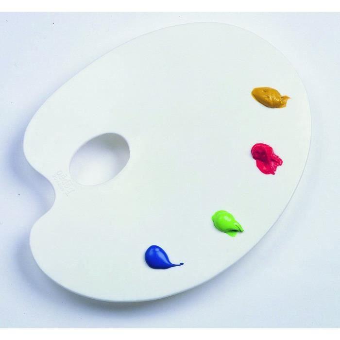 Pebeo Palette Ovale Achat Vente Palette Peinture Pebeo Palette Ovale Cdiscount