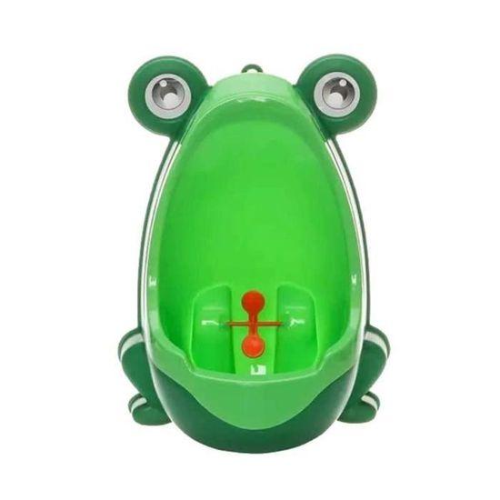Vert Parfait pour aider les mamans qui apprennent /à leur enfant /à aller aux toilettes Pour salle de bain Urinoir pour b/éb/é En forme de grenouille