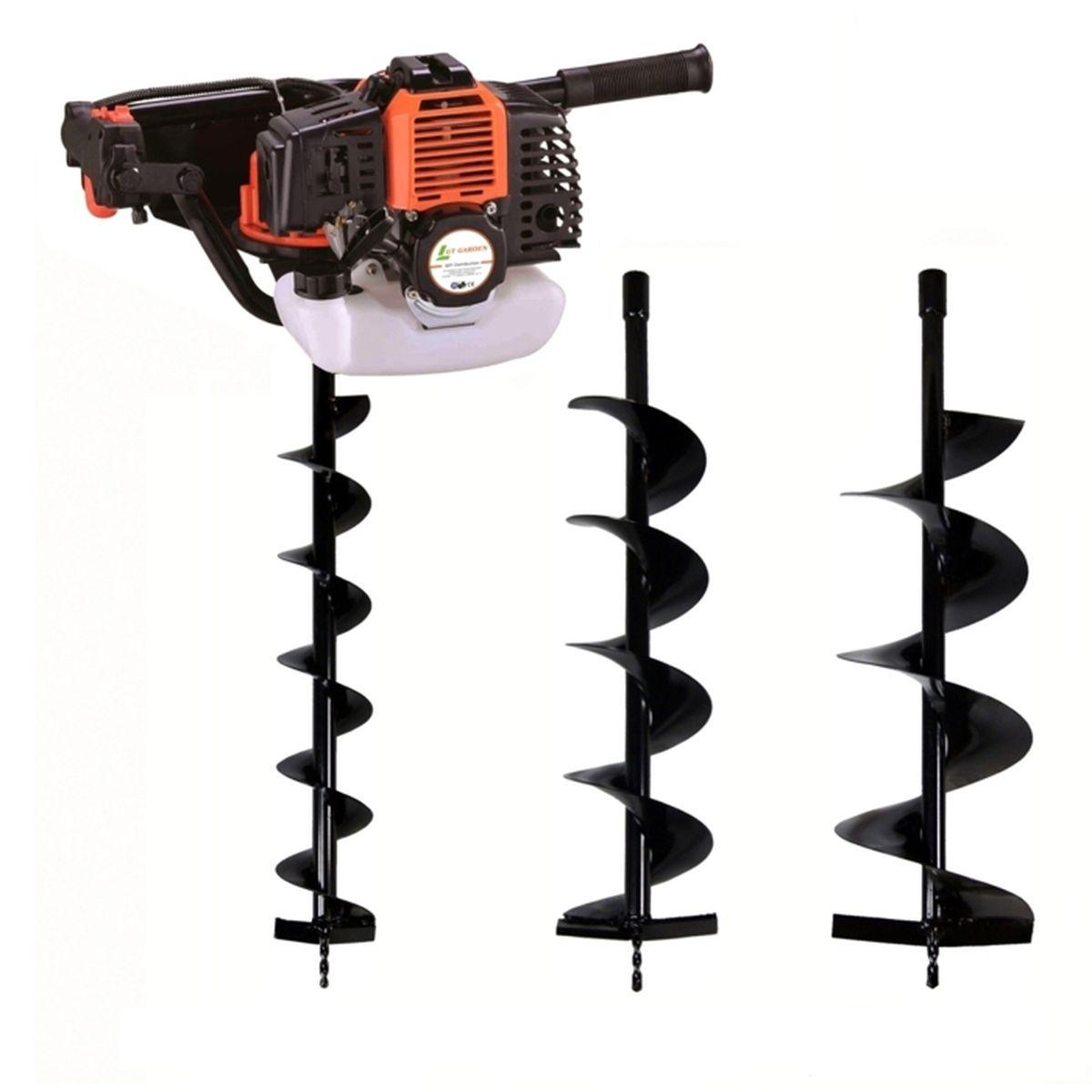 100 250 300 mm pour tari/ère Thermique 150 GT Garden Lot de m/èches /Ø 80 200
