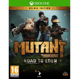 JEU XBOX ONE Mutant Year Zero Road to Eden Deluxe Edition Jeu X