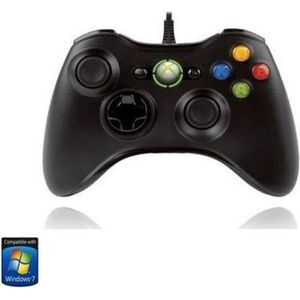 JOYSTICK Manette de Jeu Filaire Xbox pour PC & Xbox 360