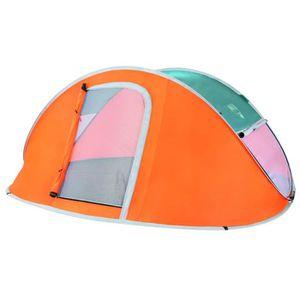 TENTE DE CAMPING PAVILLO Tente Pop-up Instantanée Sans Montage 3 Pl