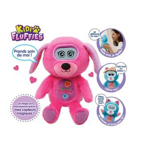 VTECH kidifluffies pinky (chien)