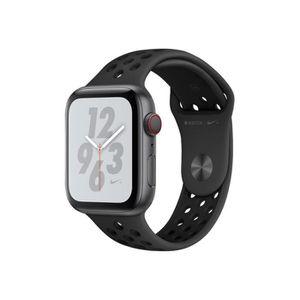 MONTRE CONNECTÉE Apple Watch Nike+ Series 4 (GPS + Cellular) 40 mm