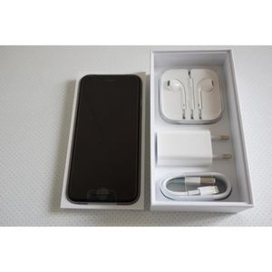 SMARTPHONE RECOND. IPhone 6 - 64GB Silver - Reconditionné a NEUF grad