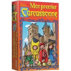 JEU SOCIÉTÉ - PLATEAU ASMODEE - Mon premier Carcassonne - Jeu de société
