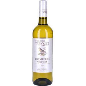VIN BLANC Vin Blanc - Tariquet - Les Premières Grives 2018 -