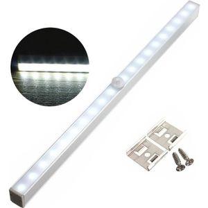 ECLAIRAGE DE MEUBLE 20 LED armoire lumière auto PIR cuisine armoire pe