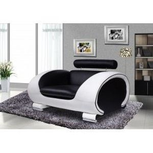 le lit de vos r ves fauteuil cabriolet cuir blanc. Black Bedroom Furniture Sets. Home Design Ideas