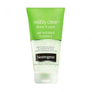 GOMMAGE VISAGE Neutrogena Visibly Clear Gel Exfoliant Matifiant P