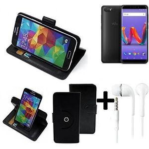 ACCESSOIRES SMARTPHONE compatible avec Wiko Harry 2 Housse Protection 360