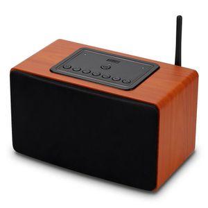 ENCEINTE NOMADE Enceinte WiFi Multiroom et Bluetooth – AUGUST WS35