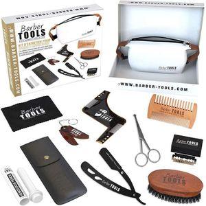 KIT RASAGE Kit/Set/Coffret d'entretien et de soin pour barbe